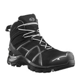 HAIX Black Eagle Safety 40 Mid black/silver S3