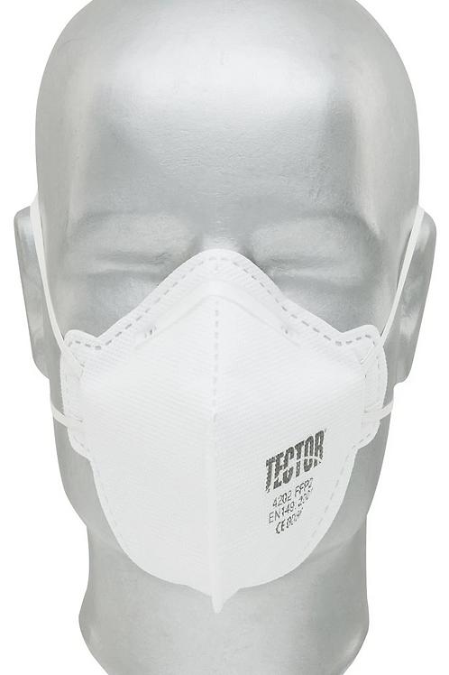 Mundschutz FFP2 mit Gummiband / 20 Stück pro Paket
