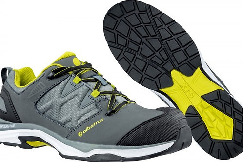 ALBATROS ULTRATRAIL GREY LOW S3
