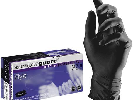 Einweg-Handschuhe wieder auf Lager