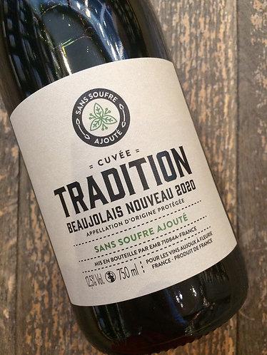 Beaujolais Nouveau 2020 - Sans Sulphite