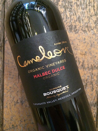 Cameleon Malbec Dulce - Organic