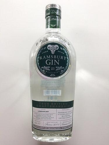 Ramsbury Gin Single Estate