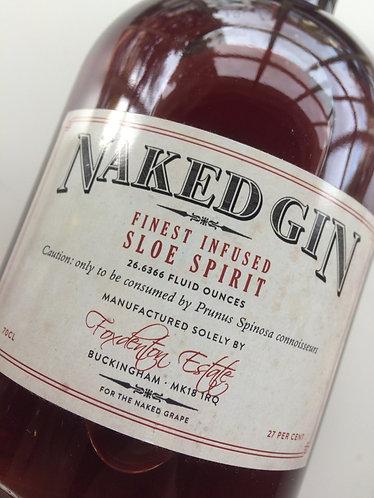 Naked Sloe Gin