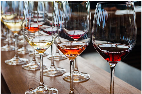 Old World v New World - Virtual Wine Tasting
