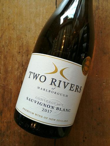 Two Rivers Convergence Sauvignon Blanc