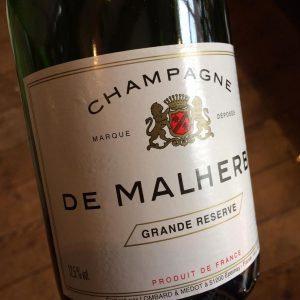 Champagne de Malherbe, Brut