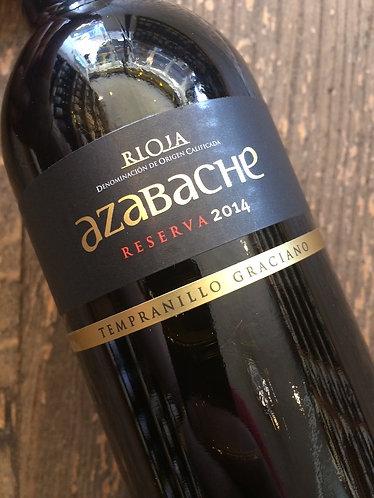 Azabache Reserva Rioja 2014, Magnum