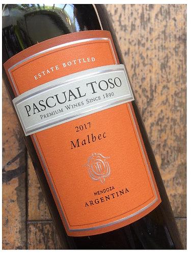 Pascal Toso Estate Malbec