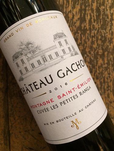 Chateau Gachon, St Emilion, Bordeaux