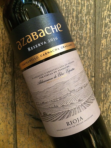 Azabache Reserva Rioja 2016