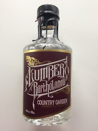 Lumbers Bartholomew 137 Country Garden Dry Gin