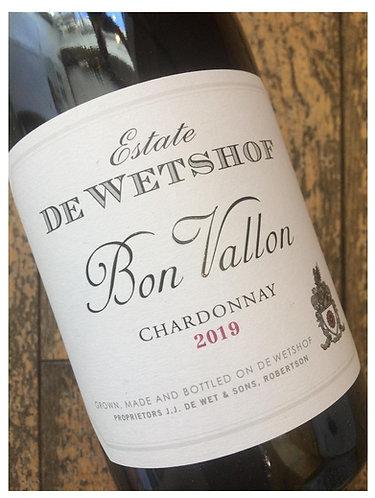 De Wetshof Bon Vallon Chardonnay unoaked