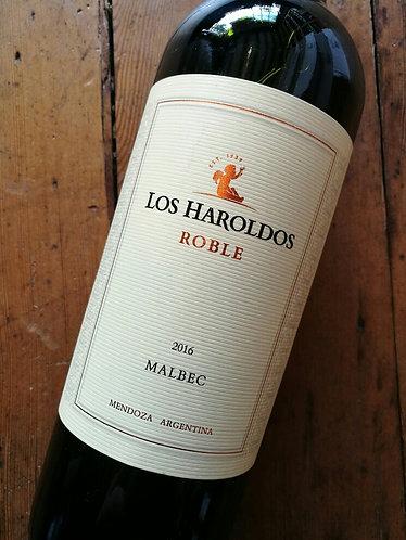 Los Harolos Roble Malbec