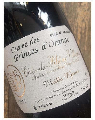Cote du Rhone Cuvee Prince Old Vine