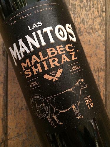 Las Manitos Shiraz Malbec