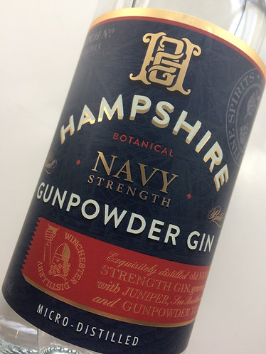 Winchester Distillery Gunpowder Gin