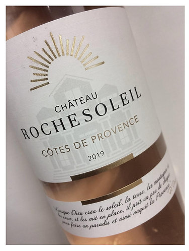 Chateau Rochesoleil Provence Rose