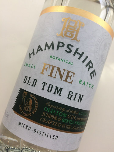Winchester Distillery Old Tom Dry Gin