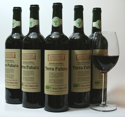 Terra Futura No added Sulphites Red Wine