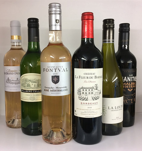 Staff Favourite - 6 bottle case
