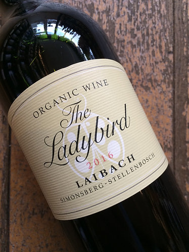The Ladybird Organic Red - Laibach Winery