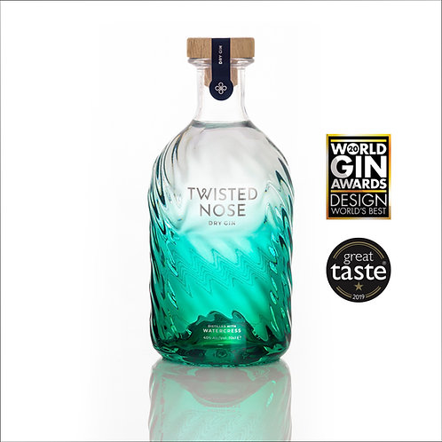 Twisted Nose Watercress Gin