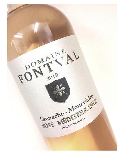 Domaine Fontval Rose