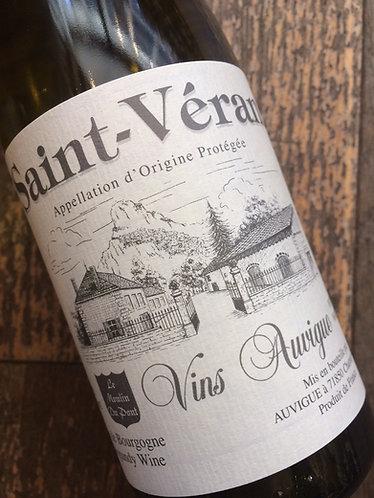 Saint-Veran, Organic Burgundy
