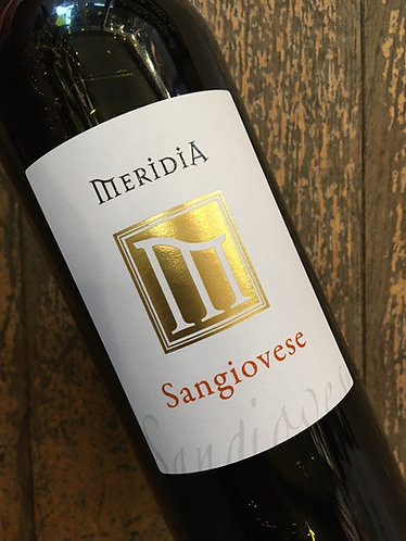 Meridia Sangiovese