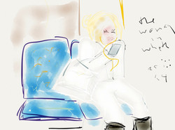 8.Woman In White