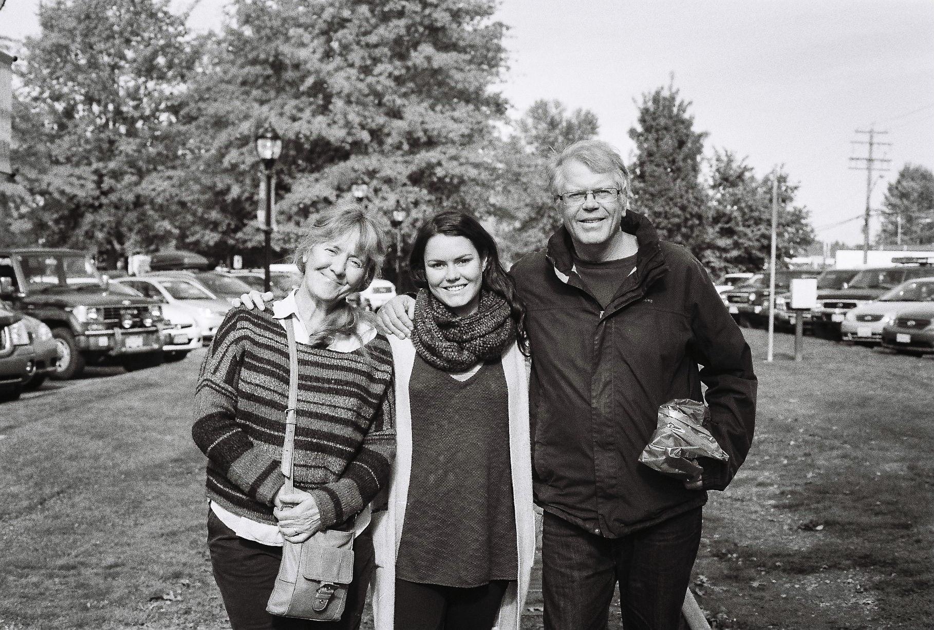 Tasker-Steeves family