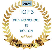 Bolton Driving Lessons Top 3 Instructor
