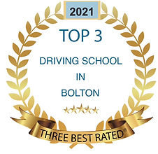 Top 3 Driving School Bolton
