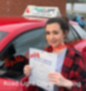 Driving lessons in Bolton 16218