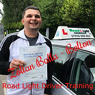 Zolton B passes Drivng test in Bolton