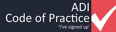 Bolton Driving lessons ADI Code of Practice