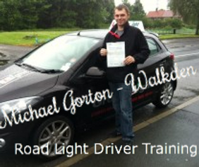 Bolton Driving Lessons Test Pass Michael Gorton