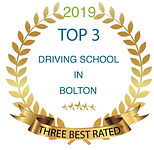 Bolton Driving School Top 3 best rated driving school in Bolton.