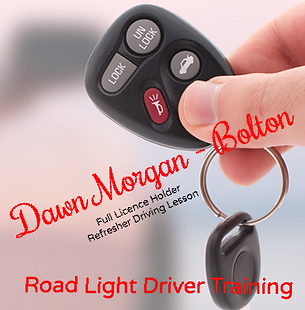 Driving lessons in Bolton Refresher Lesson Review.