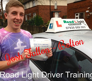 Bolton Driving Lessons Test Pass Jos Fallon