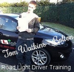 Bolton Driving Lessons Test Pass Tom Watkins