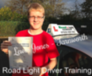 Bolton Driving Lessons Test Pass Lewis Jones