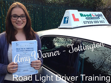 Bolton Driving Lessons Test Pass Amy Warner