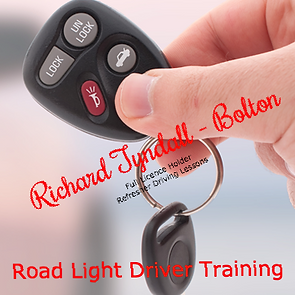 Refresher Driving Lessons Bolton Richard Tyndall.