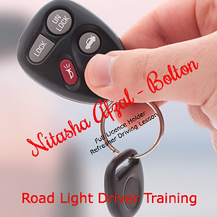 Refresher Driving Lessons Bolton Nitasha Afzal.