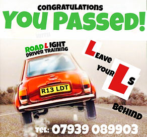 Congratulations you passed your driving test in Bolton with www.boltondrivinglessons.co.uk