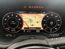 Sat Nav Audi q2
