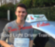 Bolton Driving Lessons Test Pass Tom Horner
