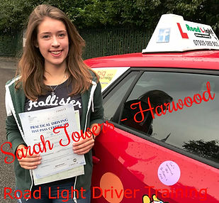 Driving Lessons Bolton Sarah Towers Driving Test Pass.